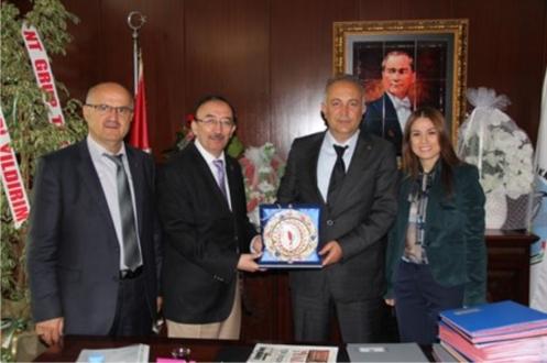 Çiftlikköy Belediye Başkanı Ali Murat Silpagar