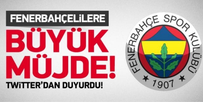Fenerbahçe'de Caner Erkin müjdesi