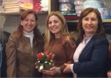 Kadın Girişimcilerden İşyeri Ziyareti