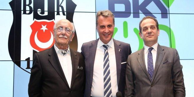 Beşiktaş genç kartalları için DKY ON'u tercih etti