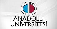 Anadolu Üniversitesi AÖF haftalık ders programı