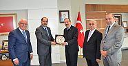 Tekirdağ Namık Kemal Üniversitesi'ne Ziyaret