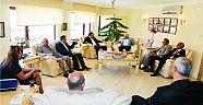 Yalova Sanayiciler Derneğinden YTSO'ya ziyaret