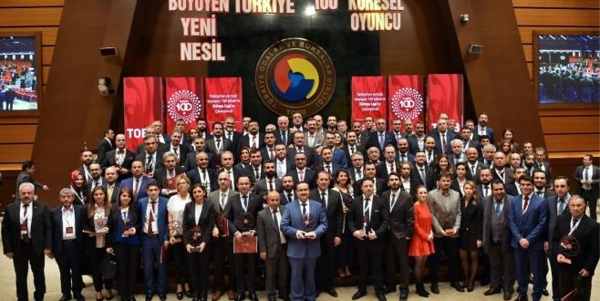 Türkiye'nin en hızlı büyüyen şirketlerinde ilk 100de 2 Yalova firması