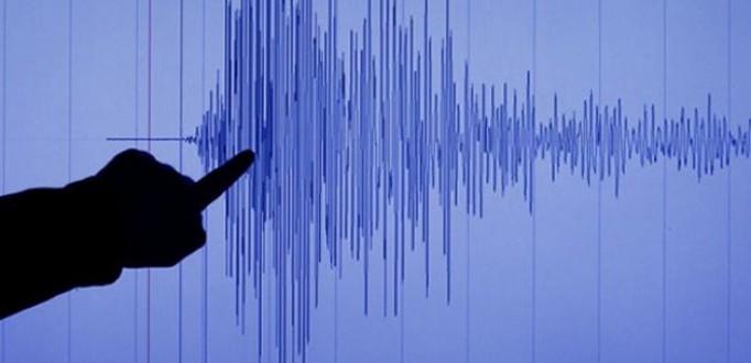 Yunanistanda 7,2 büyüklüğünde deprem