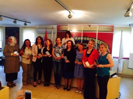 Yalova KGK 2014 yılı 2.İl Kurul Toplantısını Yaptı.