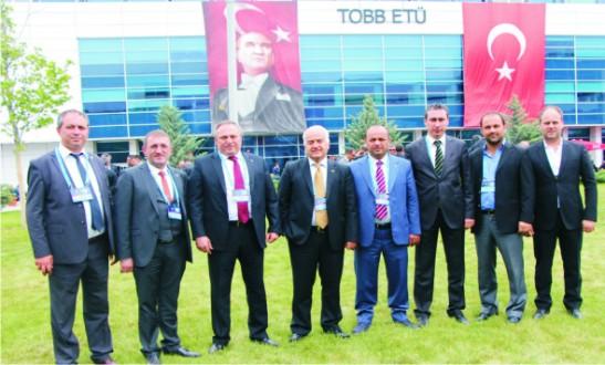 YTSO, TOBB 70. Mali Genel Kuruluna Katıldı